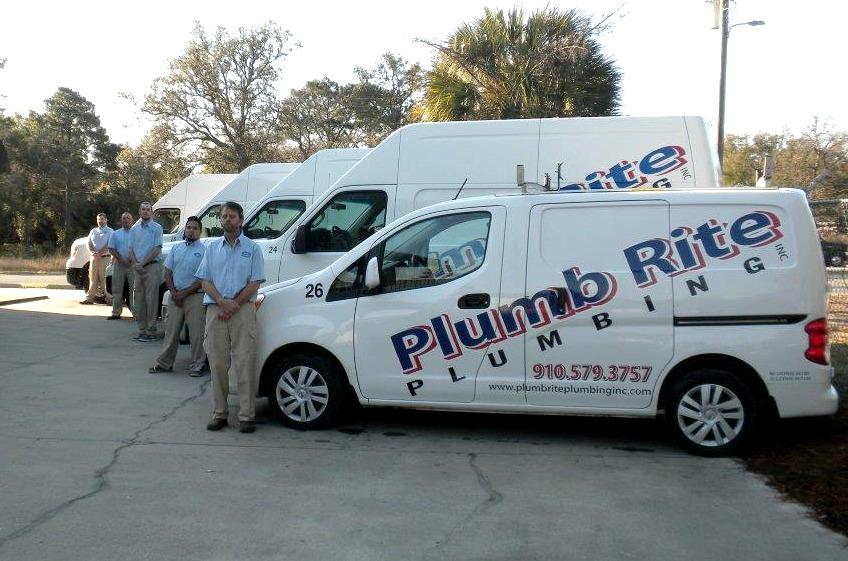 Plumbers Brunswick County